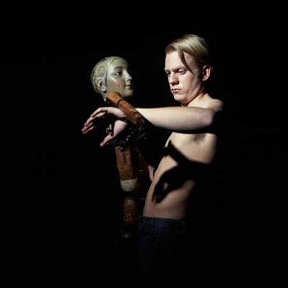 'One Dances', 2004. Lambda photographic print, 100x100cm.