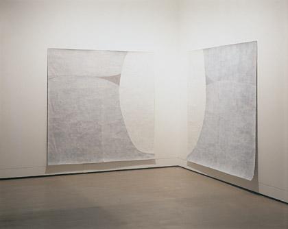 'Blind of Sight I', 2002. Installation view, Institute of Modern Art. Photograph: Richard Stringer