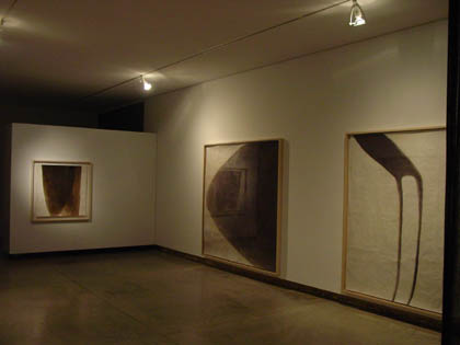 Installation of 'One Dances' at GRANTPIRRIE, Sydney 2004