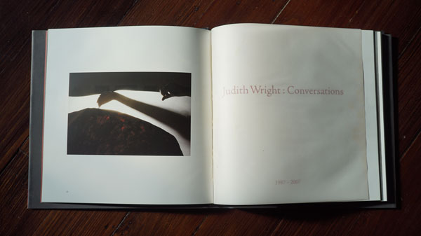 Judith Wright publication