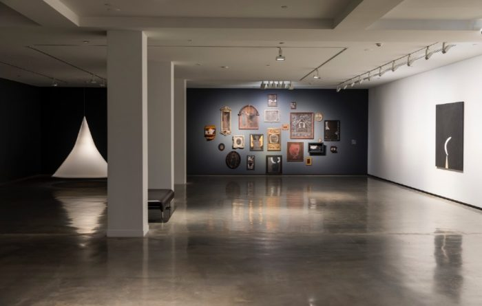 installation view at MCA Sydney